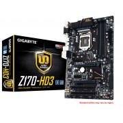 Gigabyte Ga-z170-hd3 Placa Mae Intel, Ddr3