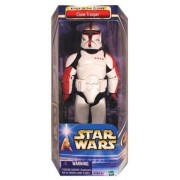 "Star Wars Attack of the Clones 12"" Clone Trooper Red Variant"