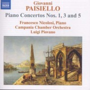 G. Paisiello - Piano Concertos (0747313206575) (1 CD)