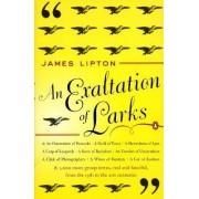 Exaltation of Larks by James Lipton