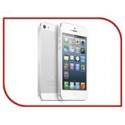Сотовый телефон APPLE iPhone 5S - 16Gb Silver ME433RU/A