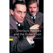 Sherlock Holmes and the Duke's Son