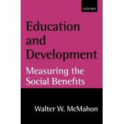 Education and Development by Walter W. McMahon