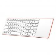 Tastatura bluetooth Touch E6700 Rapoo, Rosu