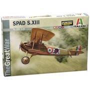 Italeri 510001366 - 1:72 Spad S.xiii seconda guerra mondiale, l'aviazione