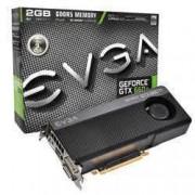 Видеокарта EVGA e-GeForce GTX680 for Mac, 2GB, 256 bit,PCI-E 2.0 16x, DVI-I, DVI-D, HDMI, DP, 02G-P4-3682-KR