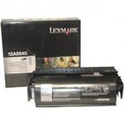 Тонер касета за Lexmark OPTRA T 610/n.612.614.616.222.322 - Return program (12A5845)