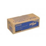 TWIN PACK CARTUS TONER BLACK C13S050631 2X3K ORIGINAL EPSON ACULASER C2900N