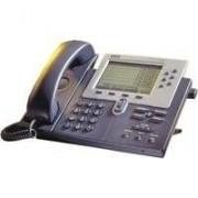 Cisco Systems IP PHONE 7960G Teléfono (2 MB, Ethernet network, LCD, 1.6 g, 266.7 x 152.4 x 203.2 mm, 48 VDC)