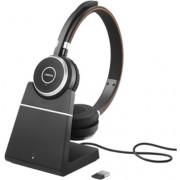 Jabra EVOLVE 65 UC Stereo Stereofonisch Hoofdband Zwart hoofdtelefoon