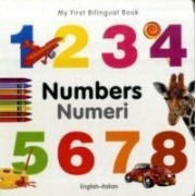 My First Bilingual Book - Numbers by Milet Publishing