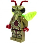 New Lego Galaxy Quest Winged Mosquitoid 2 Minifigure Loose