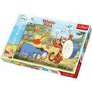 Trefl - Winnie the Pooh Puzzle 260 pezzi (39.8x 26.6 cm) (TR13143)