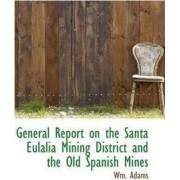 General Report on the Santa Eulalia Mining District and the Old Spanish Mines by Wm Adams