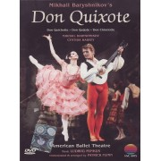 Mikhail Baryshnikov,Cynthia Harvey,Richard Schafer,American Ballet Theatre from the Metropolitan Opera House - Don Quixote (DVD)