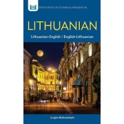 Lithuanian Dictionary and Phrasebook by Jurgita Baltrusaityte