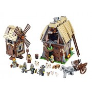 LEGO Castle Mill Village Raid 7189
