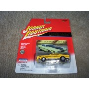 Johnny Lightning Classic Gold Collection 1971 Ford Mustang Mach 1