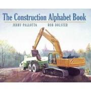 The Construction Alphabet Book by Jerry Pallotta