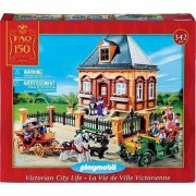 FAO Schwarz 150th Anniversary Playmobil Victorian City Life Set