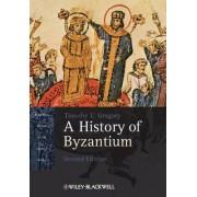 A History of Byzantium 2E by Timothy E. Gregory
