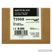 EPSON Matte Black Inkjet Cartridge for Stylus Pro 7900/ 9900 (C13T596800)