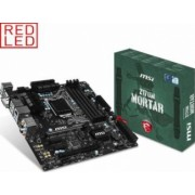 Placa de baza MSI Z170M MORTAR Socket 1151