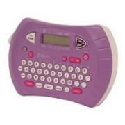 Brother PT-70 P-Touch Lilac, HANDHELD, 9&12MM M TAPE, PRINT 2LINE, MANUAL CUTTER, INCL TAPE