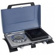 Campingaz Zweiflamm Kocher 400-SG Gr. 60 x 42 x 13 cm - blau grau / - Gaskocher