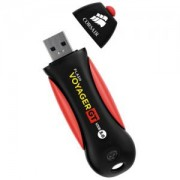 Флаш памет Corsair USB 3.0 64GB GT Compatible with Windows and Mac Formats - CMFVYGT3B-64GB