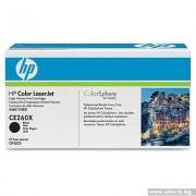 HP Color LaserJet CP4525 Print Cartridge, Black (CE260X)