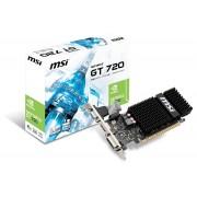 MSI GeForce GT 720 (N720-2GD3HLP)