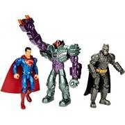 Batman V Superman: Dawn Of Justice - Batman Superman & Lex Luthor - Set 3 Personaggi