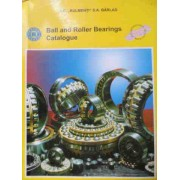 Ball And Roller Bearings Catalogue - Necunoscut