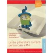 Limba si literatura romana - clasa V - Semestru 1 - Florentina Samihaian Sofia Dobra Nicoleta Kuttesch