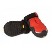 Bota para perro Ruffwear Grip Trex Red Currant 51mm pack 4