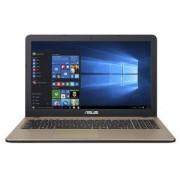 Лаптоп ASUS X540LJ-XX550T, Intel Core i3-5005U, 1TB, 6GB RAM, 15.6 инча HD, Черен