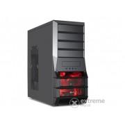 Carcasă PC Sharkoon Vaya II, negru