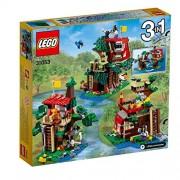 LEGO Creator - 31053 - Les Aventures Dans La Cabane Dans L'arbre