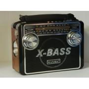 Radio portabil cu lanterna WAXIBA XB-3067URT