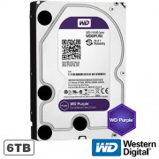 HARD DISK 6TB INTELLIPOWER 64MB WD PURPLE WESTERN DIGITAL WD60PURX