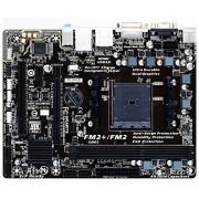 Gigabyte FM2 AMD A68H SATA 6Gb s USB 3.0 HDMI Micro ATX AMD Motherboards GA-F2A68HM-HD2
