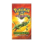 pokemon-e EX dragones trading card game Booster Pack [Toy]