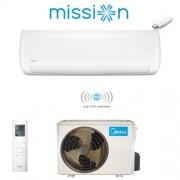 Midea MSMBAU-09HRFN1 MISSION 2.6 Kw-os Inverteres Oldalfali Split Klíma WIFI-s