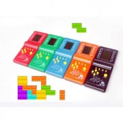 Generic Tetris Game Hand Held LCD Electronic Game Toys Nostalgic Toys
