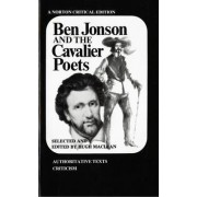 Ben Jonson and the Cavalier Poets by Ben Jonson