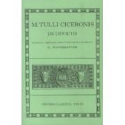 Cicero De Officiis by Marcus Tullius Cicero