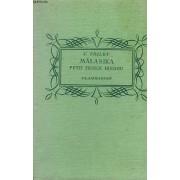 Malasika. Petit Prince Hindou. Collection : Pour Les Jeunes