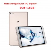 Tablet Huawei MediaPad M2 Lite(PLE-703L)16GB 7'' 3G Phablet-Oro(Entregado Por Express)