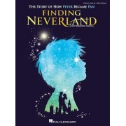 Finding Neverland: The Story of How Peter Became Pan, Paperback